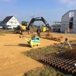 Boden-Vorbereitung