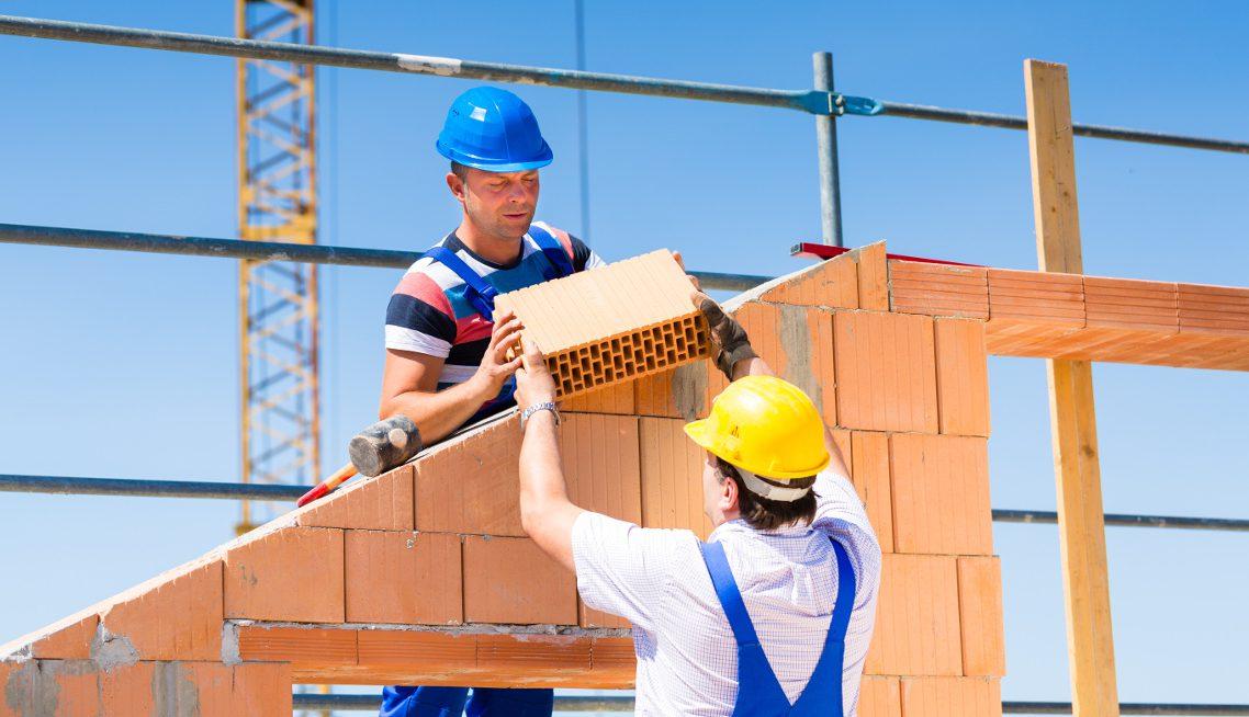 Rohbauarbeiten durch Ihren Bauträger Wacker Bau aus Rheinbach